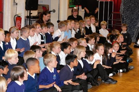 Maldon: Pupils get behind camera for a week of fun