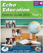 Echo Education Part 1 Frontpage