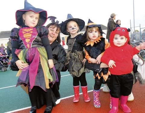Maldon district: It's not trick, children are in for a Halloween treat