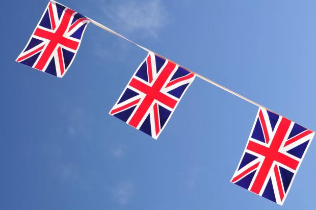One complaint was made about a lack of bunting.