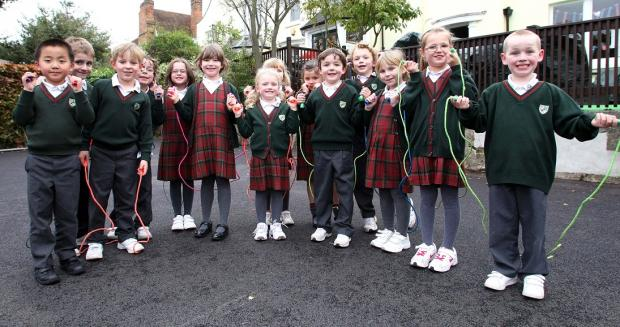 Maldon: Pupils stage skipathon for RNLI