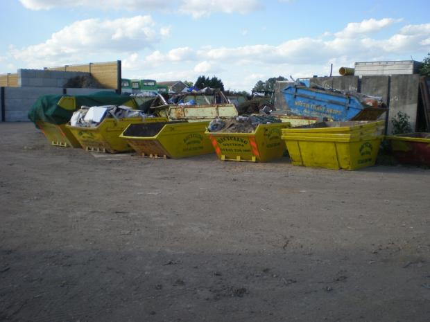 Maldon and Burnham Standard: Maldon: Skip hire company fined for storing waste without permit