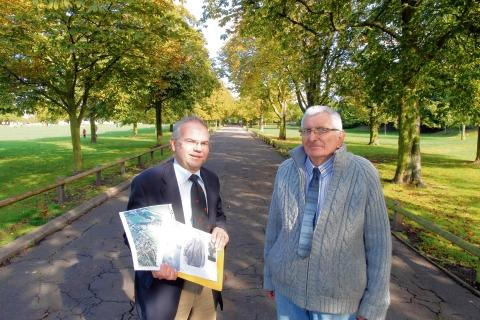 Maldon: Memorial trees to be rededicated later this month