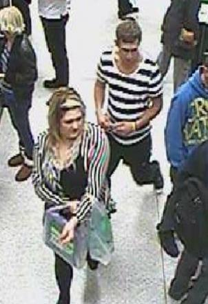 Tiptree: Police appeal to trace pair in connection with theft