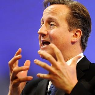 David Cameron wants at least a real-terms freeze in EU spending