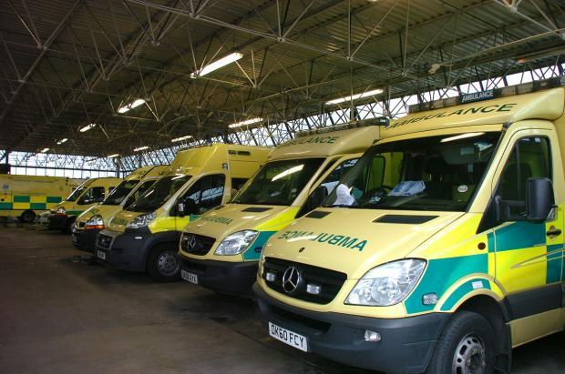 East of England: Ambulance service reflects on busiest weekend ever