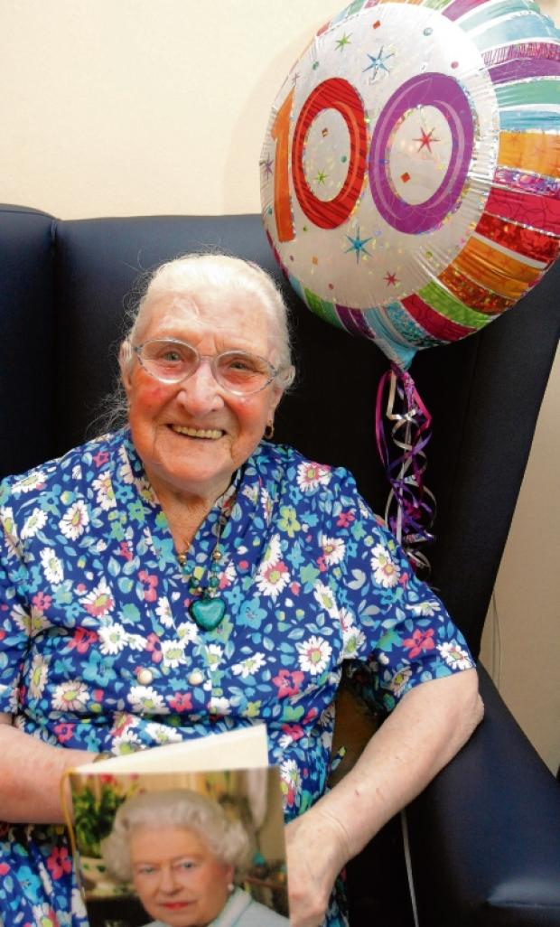 "Heybridge: Royal message for ""remarkable"" resident on 100th birthday"