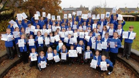 Tiptree: Pupils outraged at medal snub