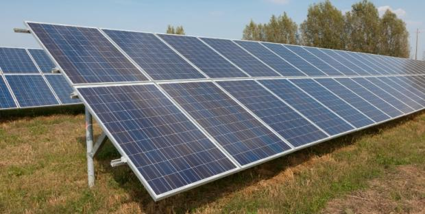 New plans for solar farm are unveiled