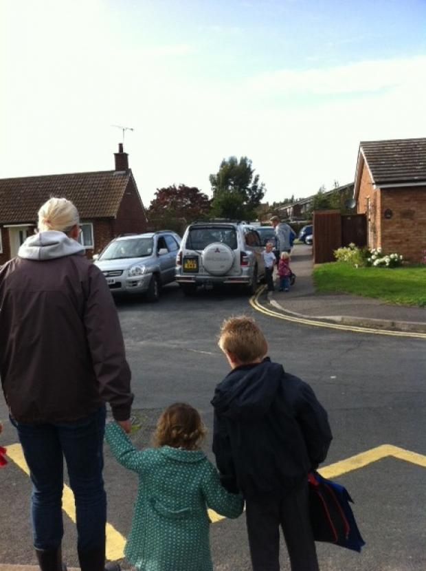 Burnham: Parking chaos outside schools caused by authority's blunders
