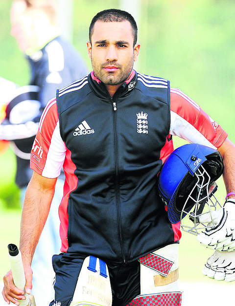 Ravi Bopara helped England to victory