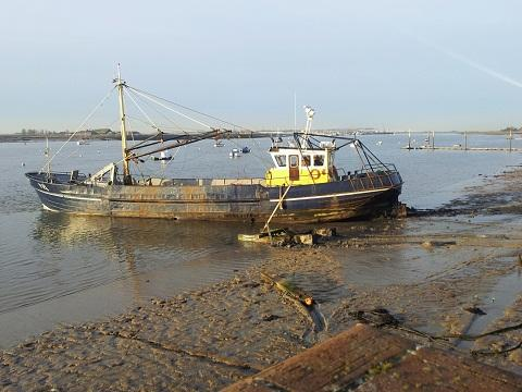 Burnham: Dutch vessel destroys jetty