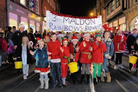 Maldon: Town set to celebrate festive season with Christmas fair