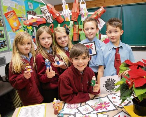 Maylandsea: Youngsters celebrate a global Christmas