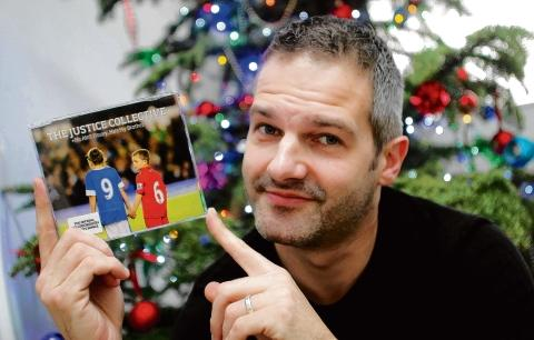 SWF: Campaigner propels charity single to Christmas number one