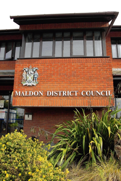 Maldon District Council has refused planning permission for a new estate
