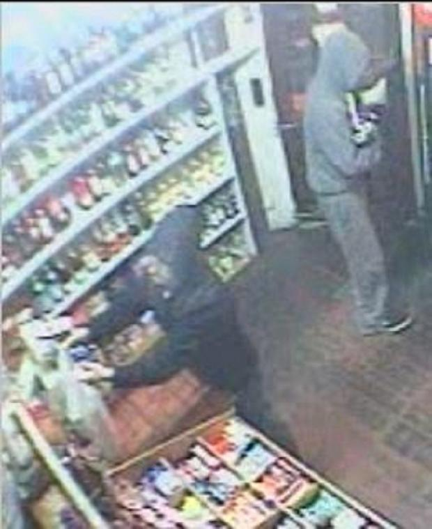 Essex: Can you help police in hunt for armed robbers?