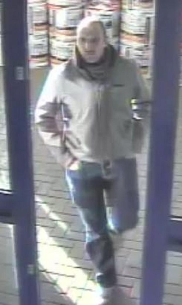 Maldon: Do you recognise this man?