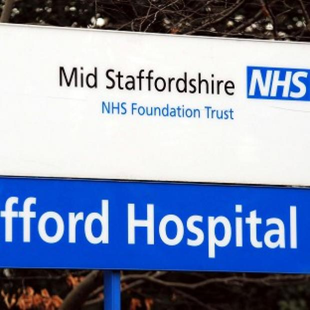 An investigation concluded Mid Staffordshire NHS Foundation Trust will not be able to provide safe care on a sustainable basis in the future