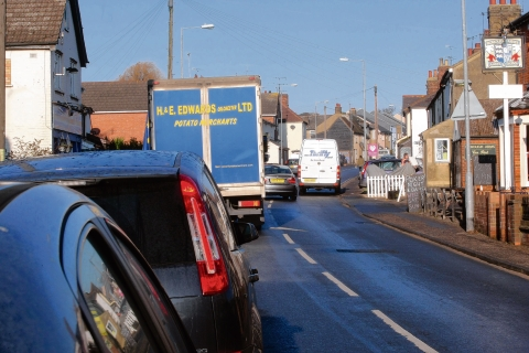 Maldon: Parking trouble across the town