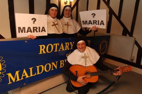 Maldon: Get involved with the Sound of Music