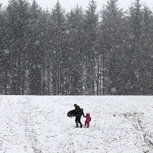 Britain is braced for fresh snowfall