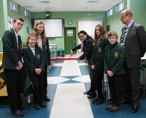 Thurstable: New lab opened