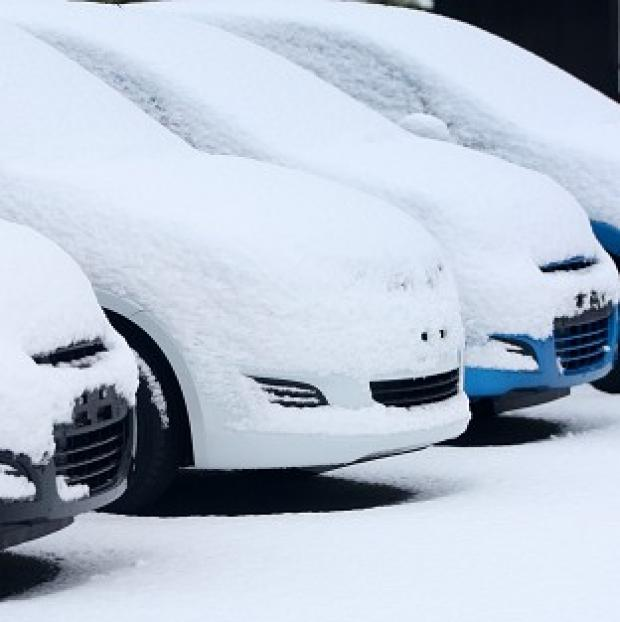 More snow showers are forecast for the UK and Scotland