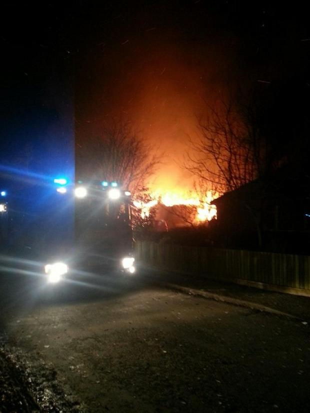 Bradwell: Blaze-hit family asks for more firefighters
