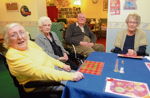 Care home residents were told of the closure earlier this month.