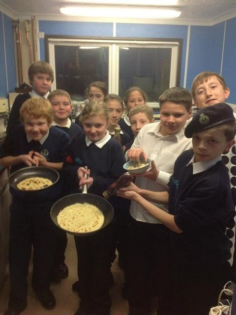 Maldon: Sea cadet juniors enjoy flipping fun