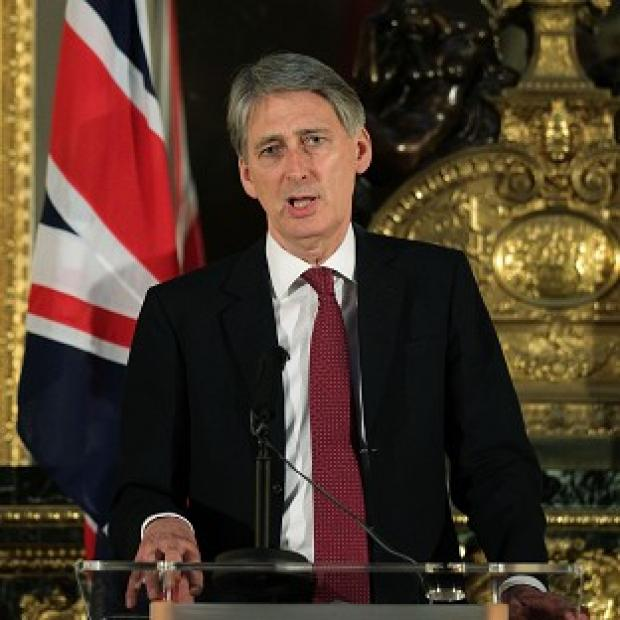Philip Hammond said other Conservative Cabinet ministers believe the greatest burden of any further cuts should fall on the welfare budget