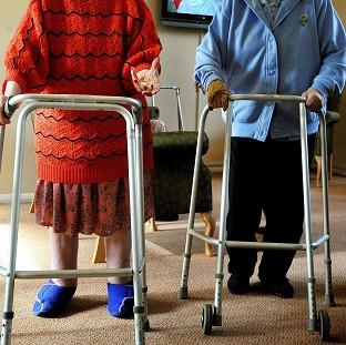 Local authorities are reducing nursing serviced for elderly people with some of the poorest areas hardest hit, say data experts Ssentif Intelligence