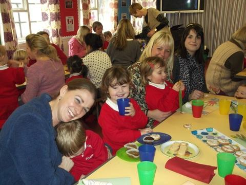 Maldon: Mums go back to school
