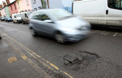 Maldon District: Pothole woe