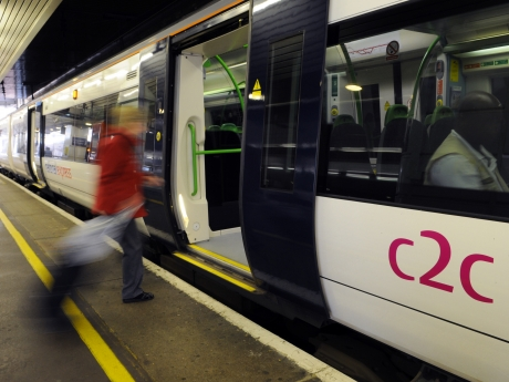 Rail passengers faced with delays tonight
