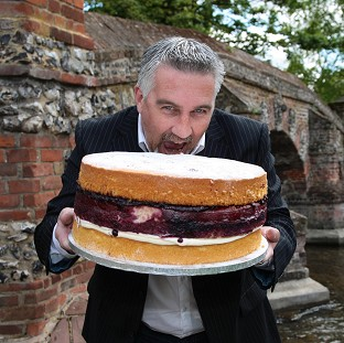 Paul Hollywood became a heartthrob after his appearances on The Great British Bake Off