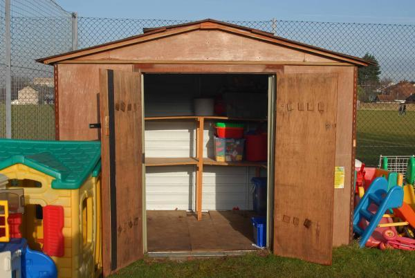 Share a shed-load of support and hobbies. The Maldon Shed project will actually be in an old ce