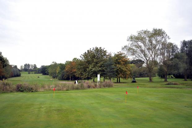 Maldon and Burnham Standard: Basildon golf course