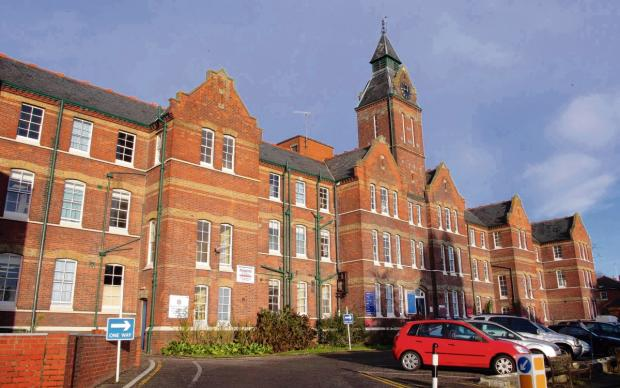 St Peter's Hospital, Maldon, where the service is based