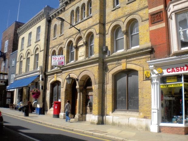 Morrisons want to put in an M Local store at the former post office in Maldon