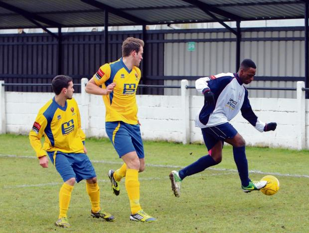 Maldon and Burnham Standard: Happy homecoming for Witham as they beat rivals Maldon