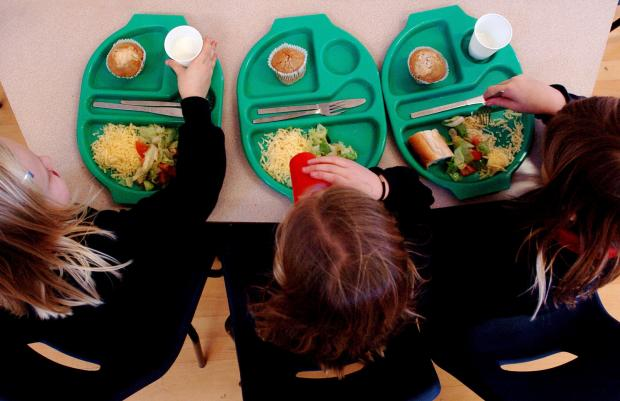 All infants will be entitled to a free school lunch