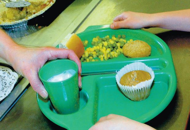 Schools receive extra money for children receiving free school meals, but the system will change from September