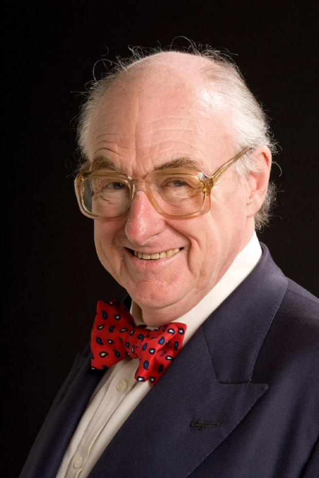 Maldon and Burnham Standard: Henry Blofeld, who is appearing at Layer Marney Tower next month