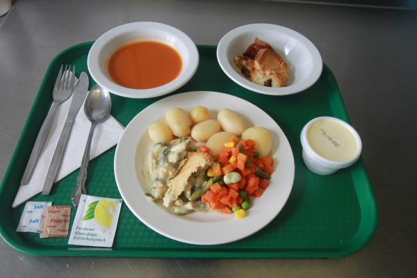 New figures show how our hospital food ranked for quality and choice.