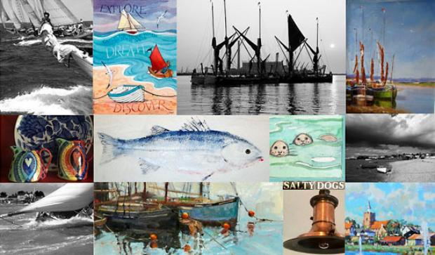 Maldon: Nautical-themed exhibition opens for festive period