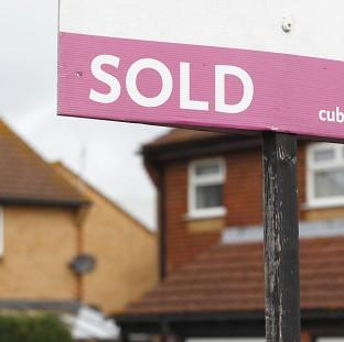 The number of mortgage approvals edged back up to a four-year high in November.