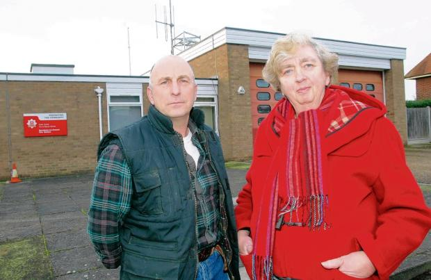 Maldon and Burnham Standard: Councillors Jack Sheppard and Helen Elliott were among those concerned.