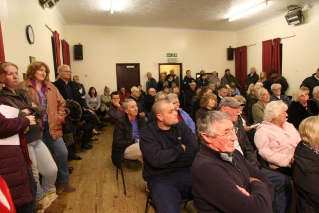 Hedgehog Development speaks to residents in Mayland about new housing off Nipsells Chase